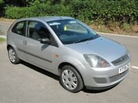 LOW MILEAGE 2008 FIESTA 1.25 STYLE, LOW INSURANCE, 60 MPG, NEW MOT, SUPERB, PART-EXCHANGE WELCOME