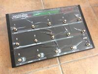 Voodoo Lab Ground Control Pro MIDI Foot Controller- £350 ono