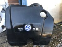 VW New Beetle Golf Engine Cover 1.6 SR petrol engine, excellent condition