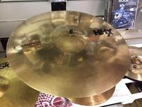 """Sabian HHX Evolution Dave Weckl Signature 16"""" Crash Cymbal"""