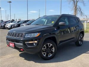 2017 Jeep Compass TRAILHAWK**SUNROOF**NAVIGATION**BLUETOOTH**