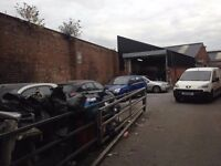 1000 sqft Unit to Let with a 1000 sqft Yard in Secure Area - Birminghan