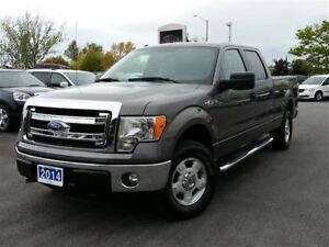 2014 Ford F-150 XLT-SUPERCREW-4X4-5.0L