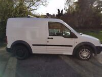 Transit connect good condition ONE YEAR MOT TWO KEYS