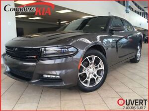 2016 Dodge Charger SXT AWD NAVIGATION TOIT DEM.DISTANCE BLUETOOT