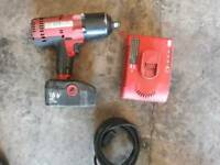 Snap on 18 volt impact wrench