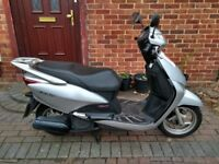 2008 Honda NHX LEAD 110 automatic scooter, long MOT, runs well, cheap insurance, bargain, not 125 ,,