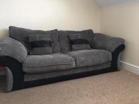 Three seaters sofa