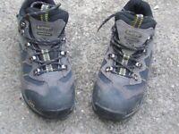 HI-Tec Womens Hiking Shoes