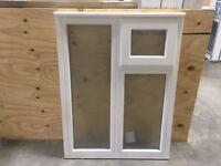 Timber Flush Fit Double Glazed Casement window 910w x 1200h