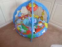 Playnest and Gym - Mothercare