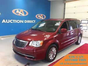 2016 Chrysler Town & Country Touring-L, LEATER, BLUETOOTH, BACK