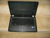 "HP G6 laptop 15.6"" charcol grey in good condition"