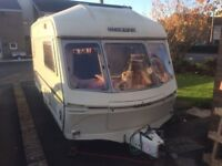 2 berth, 2 previous owners, no damp, 2x awning, 1x full, 1x porch