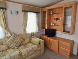 Fantastic value static caravan for sale at Trecco Bay