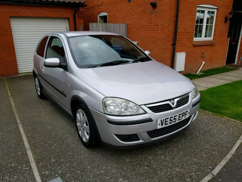 Vauxhall Corsa 1.2 SXIfor sale