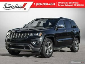 2014 Jeep Grand Cherokee Limited **LOADED!!**|NAV|LEATHER|SUNROO