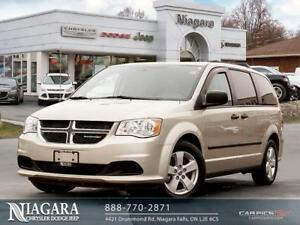 2016 Dodge Grand Caravan CVP | ALLOYS | POWER GROUP | PRIVACY GL