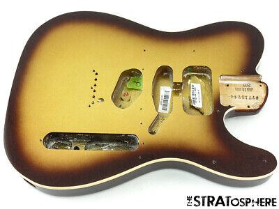 2020 Fender American Ultra Tele BODY USA Telecaster USA Guitar Mocha Burst