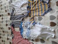 3-6 month baby boy bundle