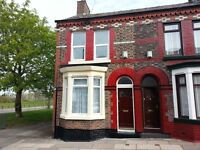 3 bedroom house woodbine street L5 7RR DSS/UC Accepted