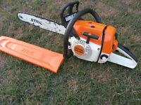 STIHL MS 260/C CHAINSAW