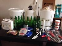 Wine making kit | Home brewing kit | Make your own beer