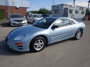 2004 Mitsubishi Eclipse RS CERTIFIED