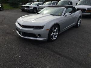 2015 Chevrolet Camaro LT 2LT WITH LEATHER!!!!