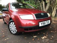 *TRADE IN TO CLEAR*SKODA FABIA 1.4 5DR ESTATE MOT APRIL 2017*DRIVES 100% NO MECHANICAL ISSUES*