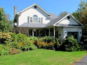 399 000$ - Maison 2 étages à vendre à Granby