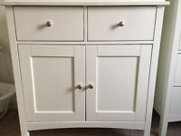 CHANGING UNIT - IVORY - VERY GOOD CONDITION