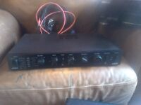 Audiolab 800A amplifier,Pioneer CD player,REL active subwoofer