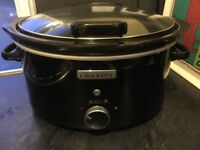 Crock Pot 5l slow cooker
