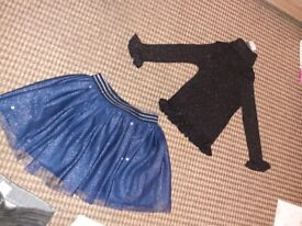 Bundle of girls clothes 12 months-4 years