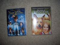 2 Children DVD's