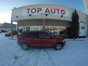 2007 Dodge Caliber R/T AWD, NEW TIRES, LEATHER, HEATED SEATS!