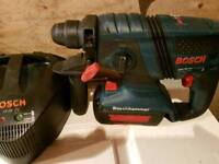 Bosch 36v cordless professional sds drill brushless compact 36 volt