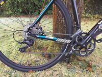 Boardman CX Comp Bike 55.5cm, as new, mint condition