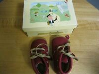 New Start Rite Leather Shoes, Size 3,5