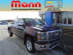 2015 Chevrolet Silverado 1500 LTZ - Pst paid, Remote start, Sunr