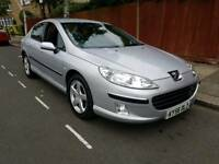 2006 Peugeot 407 Se Hdi - 2.0 Diesel - Drives Good - 1 Year MOT - HPI Clear