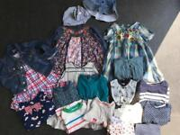 Beautiful bundle for girl 12-18 months. Next and Mamas and Papas.