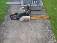 Ryobi 40cc 14 inch bar chainsaw