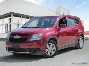 2012 Chevrolet Orlando 2LT Front-wheel Drive