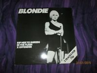 RARE 80S BLONDIE RIP HER TO SHREDS 12 INCH SINGLE have other blondie stuff for sale