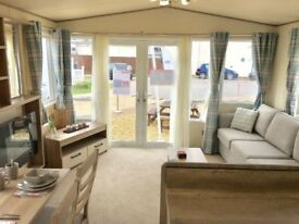 Happy South Coast 2017 Model 2 Bed Static Caravan for sale Hayling Island plus on park facilities