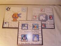 SHOEBOX FULL OF NEW CHRISTMAS CARDS