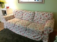 Ikea sofa only 10mths old excellent condition