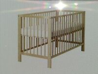 IKEA's cot/bed